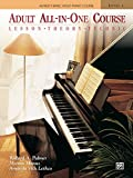 Alfred's Basic Adult All-in-One Course, Book 1: Learn How to Play Piano with Lesson, Theory and...