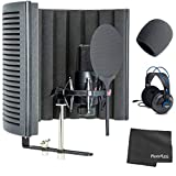 sE Electronics X1-S-Studio-Bundle Microphone with Reflexion Filter X, Shockmount and Cable Pack +...