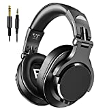 Bopmen Over Ear Headphones - Wired Studio Headphones with Shareport, Foldable Headsets with Stereo...