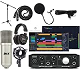 Mackie Onyx Artist 2-2 Audio/Midi interface With Pro Tools First/Tracktion Music Production Software...