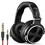 OneOdio Wired Over Ear Headphones Studio Monitor & Mixing DJ Stereo Headsets with 50mm Neodymium...