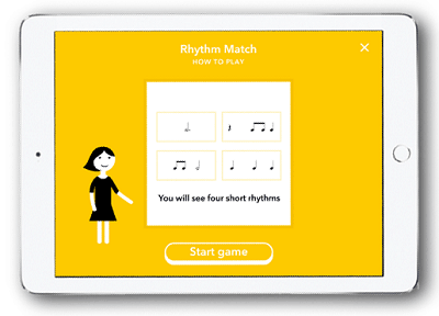 ABRSM sight-reading trainer app