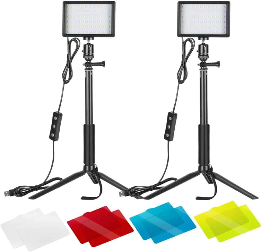 Video Lighting Set