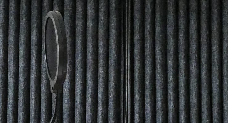 Acoustic Treatment Solutions For Your Home Recording Studio