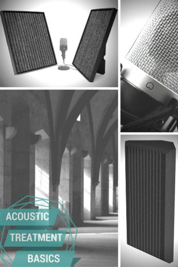 Acoustic Treatment Basics