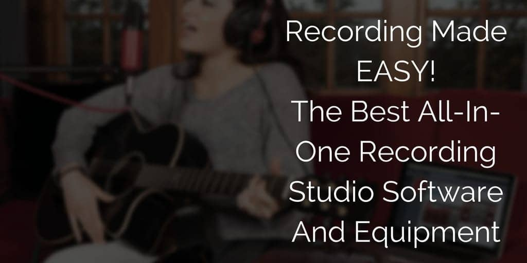 Marvelous All In One Recording Studio Software Equipment Review Largest Home Design Picture Inspirations Pitcheantrous