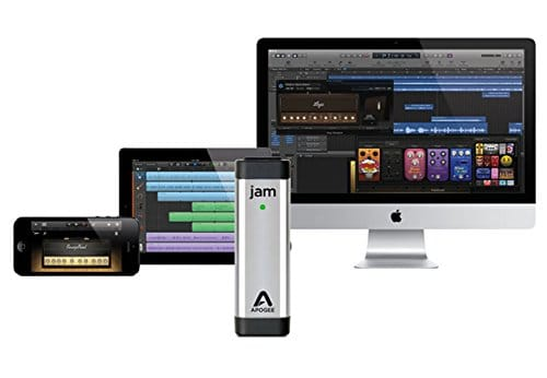 Apogee JAM 96K Guitar-Apple Interface