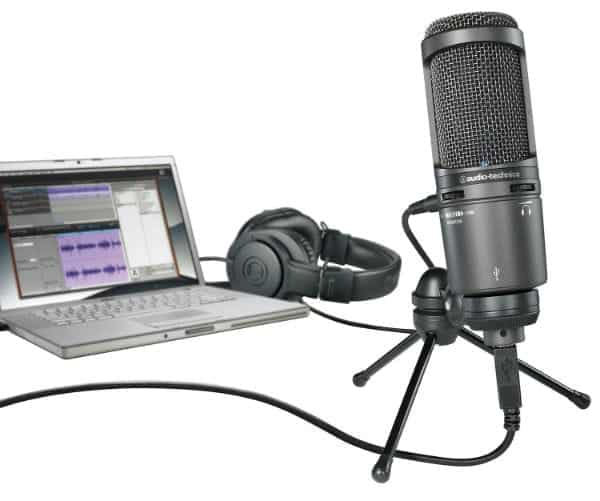 Audio Technica AT2020USB Plus