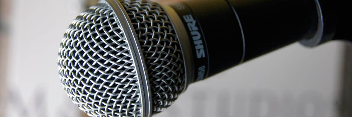 Best Dynamic Microphones in 2018 For Studio And Live Recording
