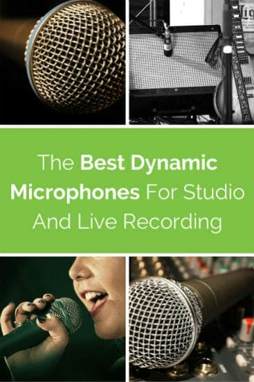 Best Dynamic Microphones
