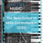 guitar-midi connection - pinterest image