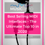 Best MIDI Interfaces Pinterest Image