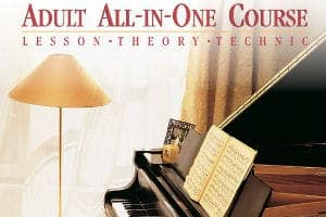 Best Book To Learn Piano: Alfred Adult All-In-One Course
