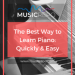 Learn Piano - Pinterest Image
