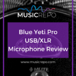 Blue Yeti Pro Review - Pinterest Image