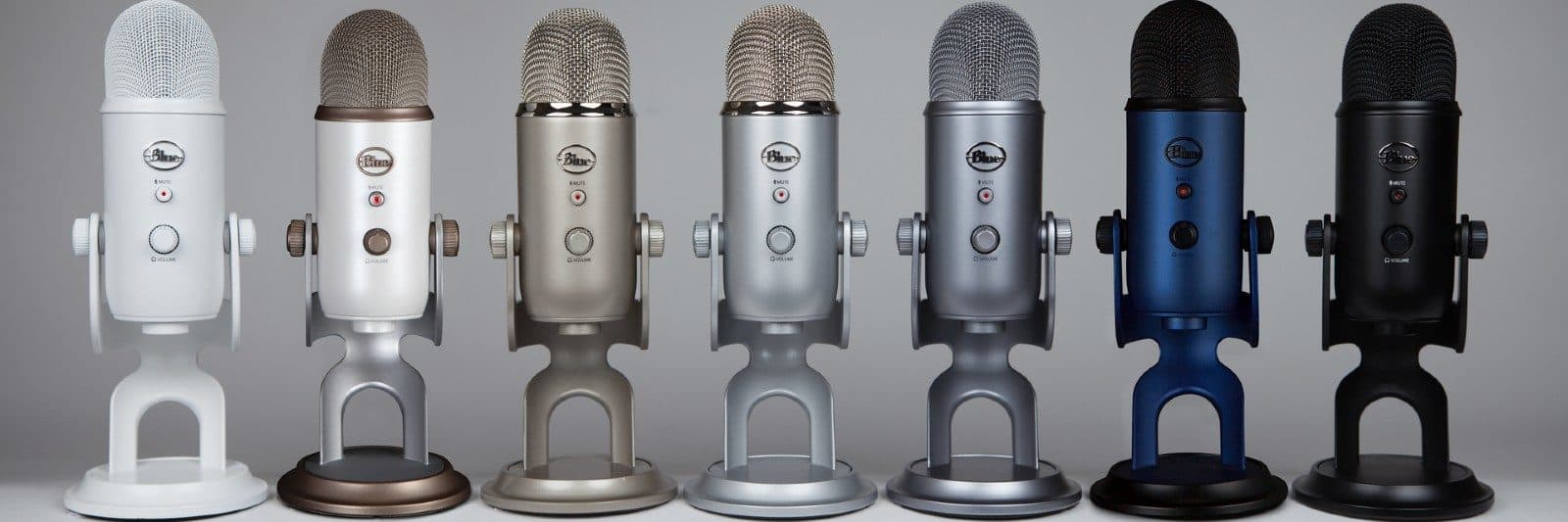 Blue Yeti USB Mic Review Banner Image
