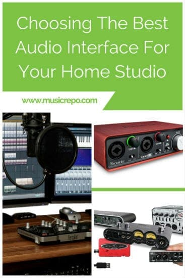 Choosing Best Audio Interface