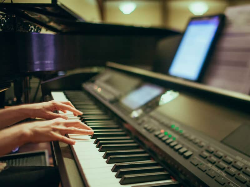 Connect and Record Digital Piano or Keyboard Video Tutorials