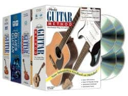 eMedia Guitar Tuition Software
