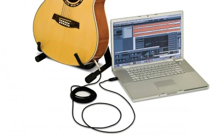 Alesis Guitarlink Plus Computer Guitar Cable