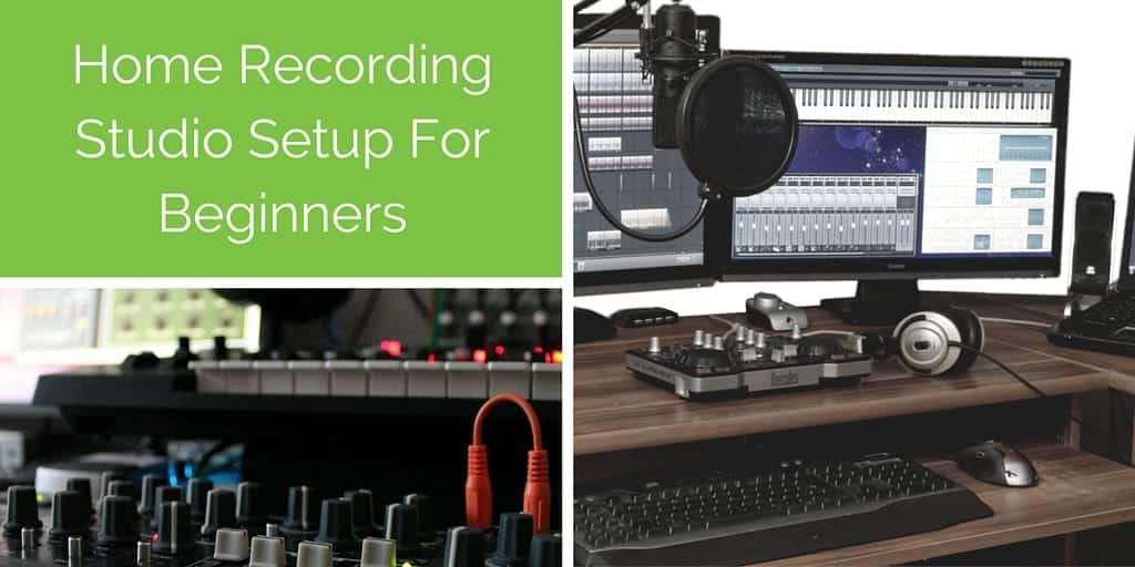 We Make It Simple To Set Up Your Home Recording Studio So You Are Free Focus On What YOU Want Achieve