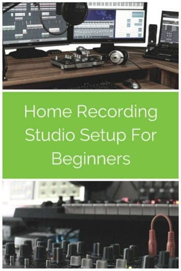 Want to setup your first home recording studio? Discover the 7 recording essentials you need and learn the entire step by step process from the beginning.