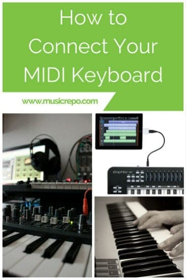 How to Connect a MIDI Keyboard to a Computer