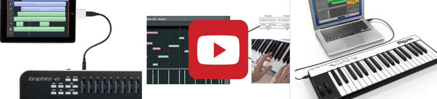 Connect And Record Keyboard Video Course: Resources And Videos