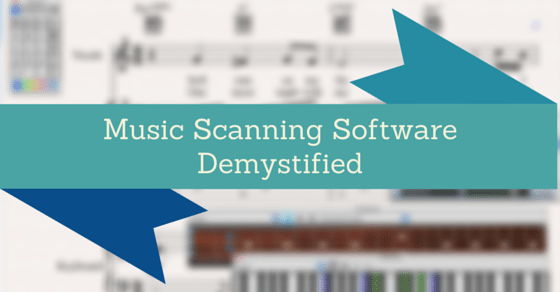 Music Scanning Software