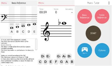 Music Tutor (Sightreading) Screnshot