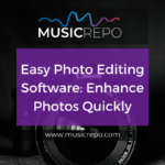 Photo Editing Software - Pinterest Image