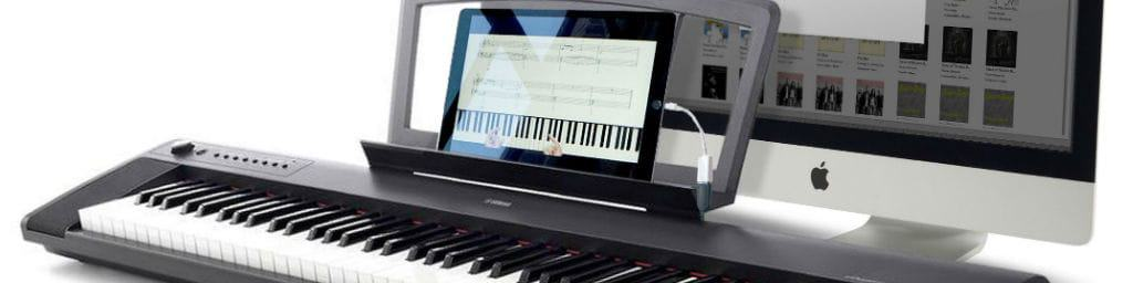 Learn To Play Piano Online Banner Image