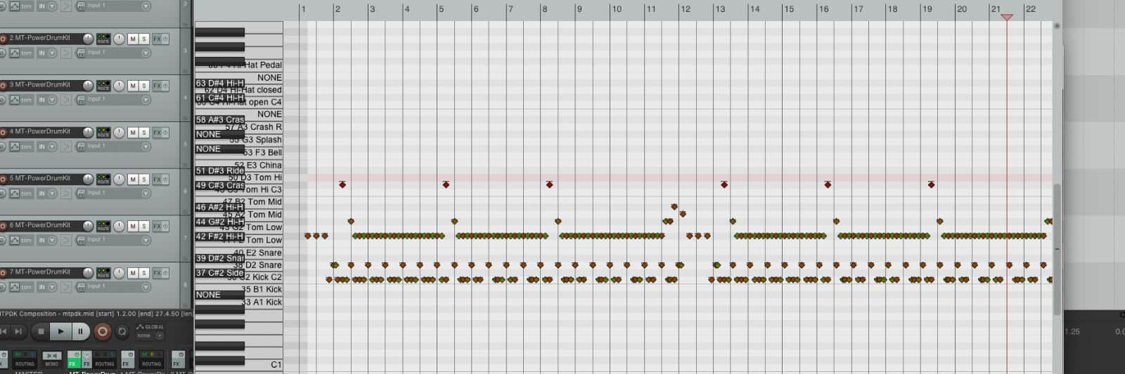 How To Program Your First Drum Track in a DAW: A Step-By-Step Guide