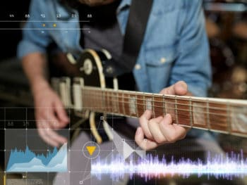 Record Guitar on PC, Mac or iPad