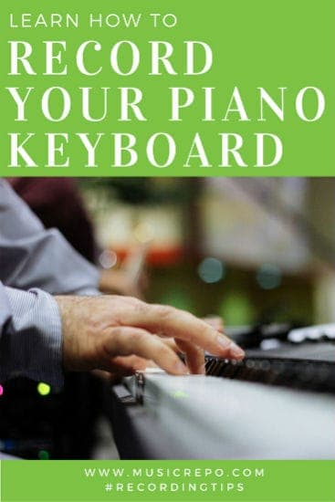 Record your keyboard on your computer