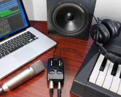 Record Keyboard Via iRig Pro Duo Audio Interface