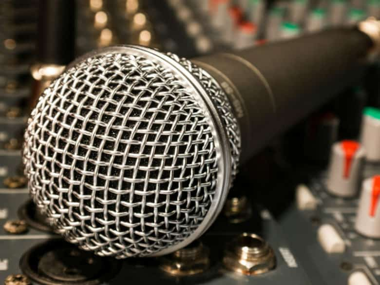 Recording Microphone Types