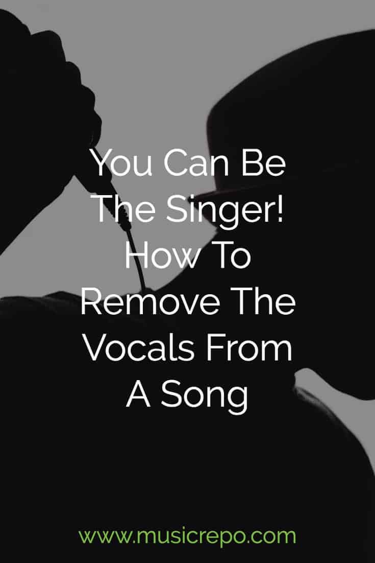 How To Remove Vocals From a Song On iTunes, CD or Video