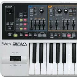 Roland Gaia SH01 Synth White