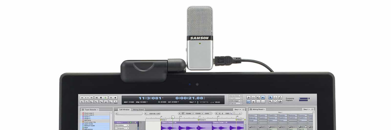 Samson Go Mic USB Microphone Review