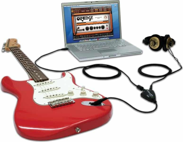 IK Multimedia Guitar To USB Interface