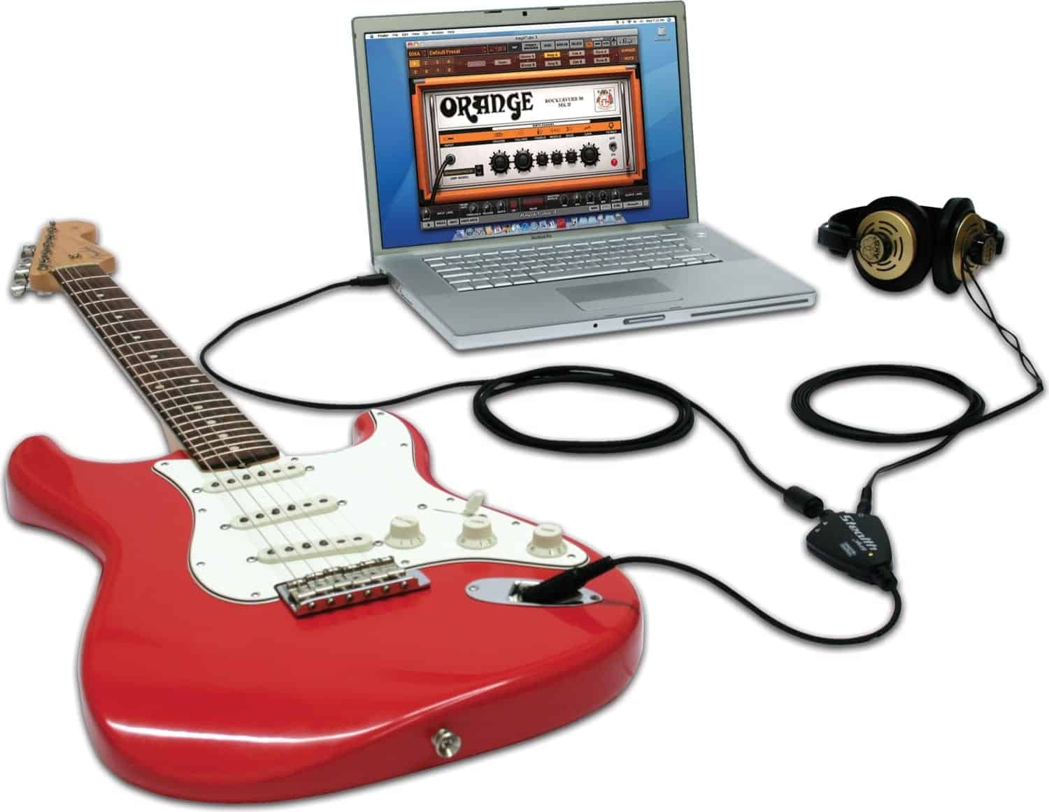 Guitar to USB Connection On A Budget