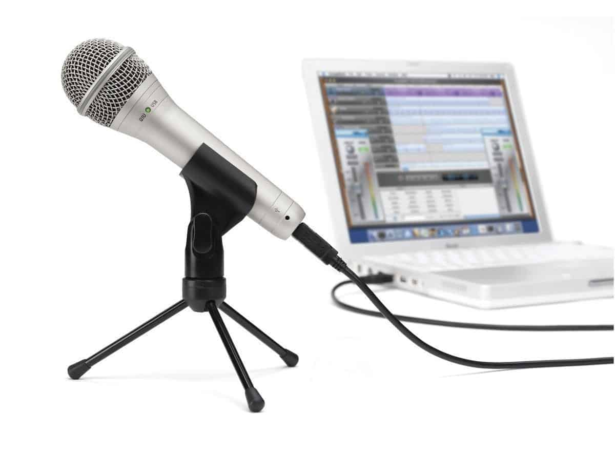 Setting Up Your USB Mic on Windows
