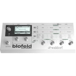 Waldorf Blofeld Desktop Synth - White