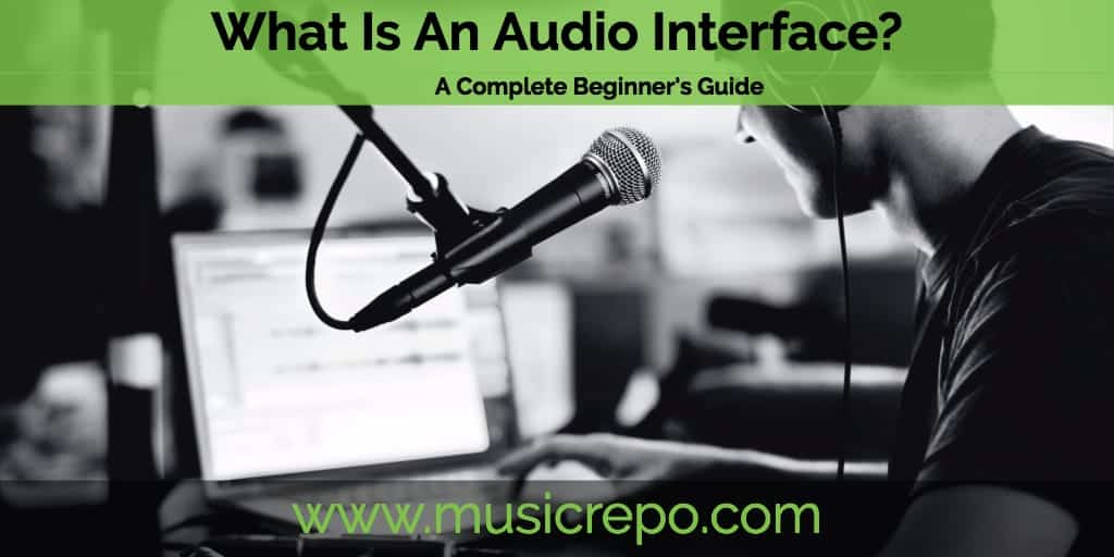 What Is An Audio Interface? Complete Beginner's Guide