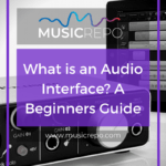 What is an audio interface - pinterest image
